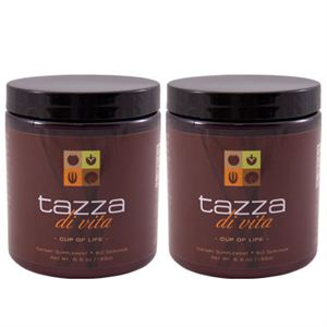 Picture of Tazza Di Vita Coffee - 2 canisters